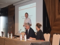Prof. dr Zoran Mastilo na COST Action forumu (CA17125)