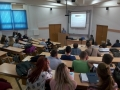 Проректор проф. др Дејан Бокоњић и мр Ненад Марковић одржали предавање о ERASMUS+ програму