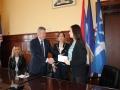 Градоначелник и млади радници Градске управе се прикључили Хуманитарној акцији студената