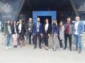 Декан и студенти ФПЕ на Јохорина економском форуму