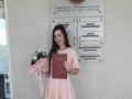 Кристина Копривица: Студент генерације 2019/20.