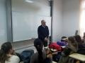 Господин Пазуревић одржао мотивационо предавање на ФПЕ
