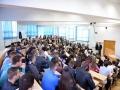 Милош Стевановић одржао изванредно мотивационо предавање пред више од 150 студената