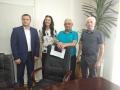 Светлана Пајић одбранила мастер рад